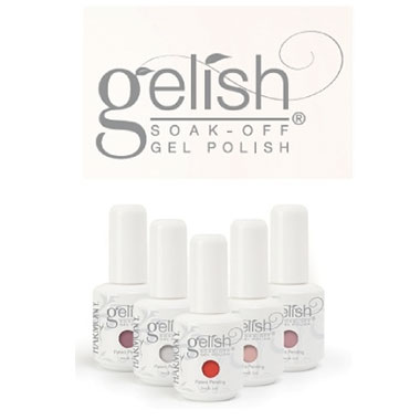 Gel nails from Gelish