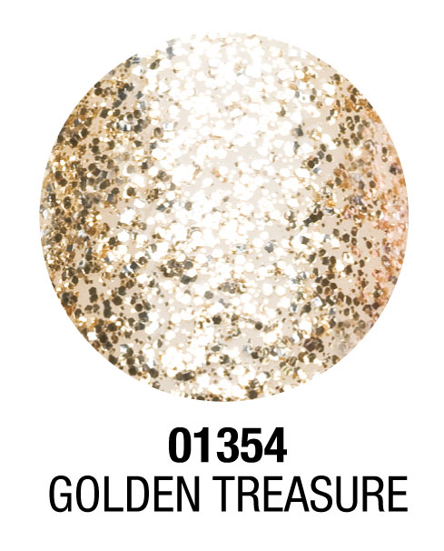01354 Golden Treasure